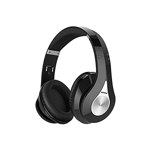 e7ecf6a92034b1 Mpow Bluetooth Headphones Bluetooth Wireless Over-Ear Stereo Headset  Foldable Bluetooth Headphone with Soft Earmuffs for Cel | Best Buy Canada