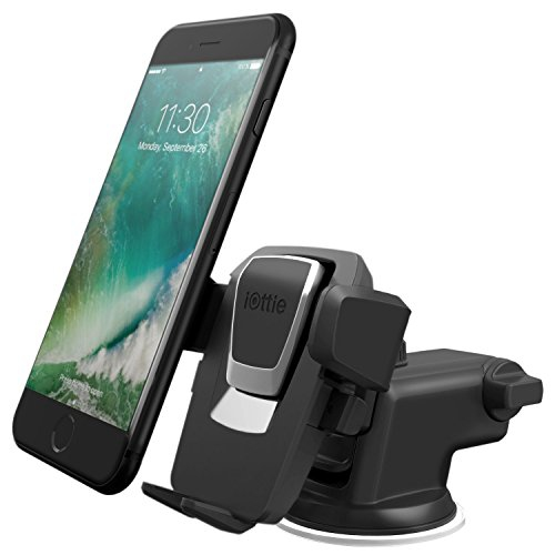 Iottie Easy One Touch 3 V2 0 Car Mount Universal Phone Holder For Iphone X 8 8 Plus 7 7 Plus 6s Plus 6s 6 Se Samsung Galaxy Best Buy Canada
