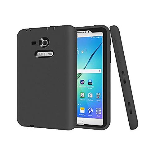 premium selection ed266 e5732 Galaxy Tab 3 Lite 7.0 Case,Galaxy Tab E Lite 7.0 Case,MAKEIT  Shock-Absorption / High Impact Resistant Hybrid Dual Layer Armor