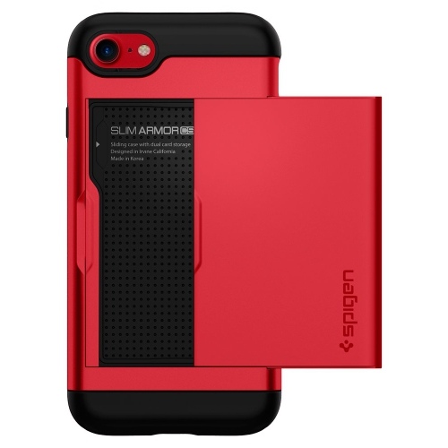 spigen iphone 8 case slim armor