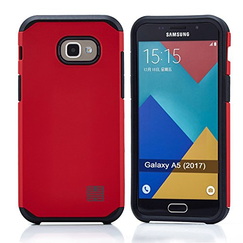 new product 9ba7d 52913 32Ndshop Fitted Hard Shell Case for Samsung Galaxy A5 - Red