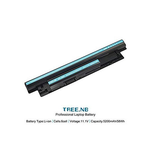 Tree High Performance New Laptop Battery for Dell Inspiron 14 14R 3421 5421  5437 15 15R 3521 5521 5537 17 17R 3721 3737 5721
