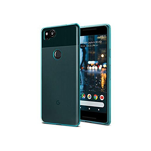 Google Pixel 2 Case, OEAGO Ultra [Slim Thin] Flexible TPU Gel Rubber Soft Skin Silicone Protective Case Cover For Google Pixel