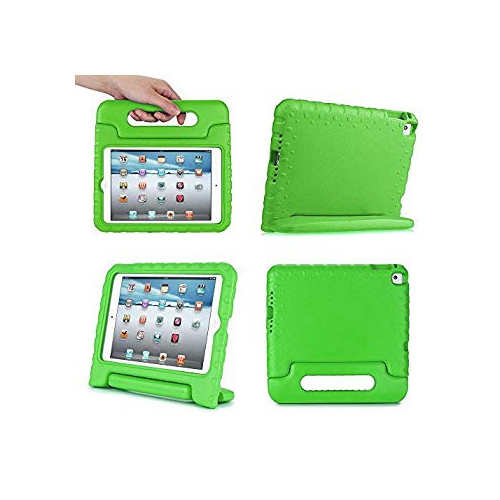 iPad Case,iPad 2 Case,iPad 3 Case,iPad 4 Case - Grand Sky-Light Weight Shock Proof Convertible Handle Stand Kids Friendly for
