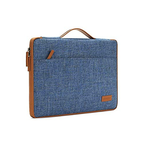 Domiso 156 inch laptop sleeve portable carrying case comfort domiso 156 inch laptop sleeve portable carrying case comfort handbag soft computer handle bag for 156 lenovo acer asus more from best buy greentooth Images