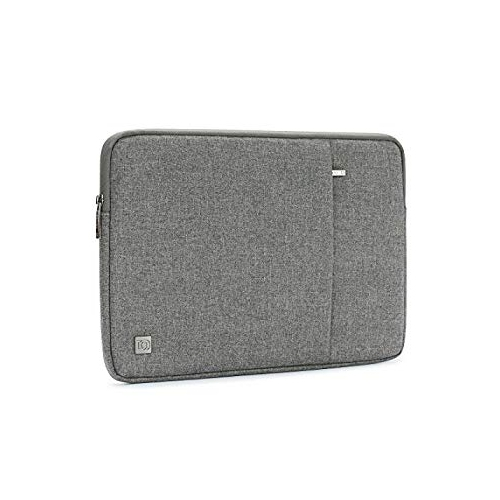 DOMISO 17 Inch Water-Resistant Laptop Sleeve Notebook Carrying Case Bag for 17.3' Computers / Lenovo / Acer / ASUS / HP / Dell