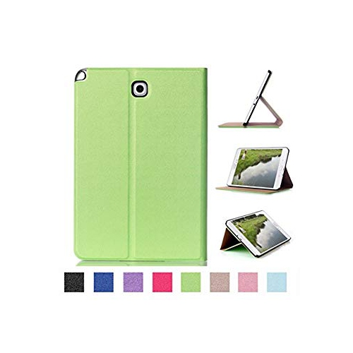 Samsung Galaxy Tab A8.0 Cover,Samsung T350 Tablet Case,Protective PU Leather Case / Folio Stand Cover / Folding Case Cover for