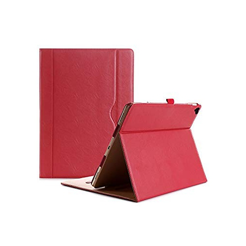 the latest b4068 38de3 Apple iPad Pro Case - ProCase Leather Stand Folio Case Cover for 2015 Apple  iPad Pro 12.9 inch with Multiple Viewing angles