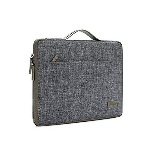 domiso 14 inch laptop sleeve portable carrying case comfort handbag