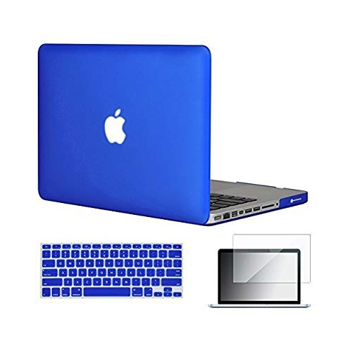 Easygoby 3in1 Matte Frosted Silky-Smooth Soft-Touch Hard Shell Case Cover for 13-Inch MacBook Pro 13.3' [Non-Retina] (Model: A