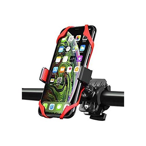 Adjustble Motorcycle Bicycle MTB Bike Handlebar Mount Holder For Cell Phone
