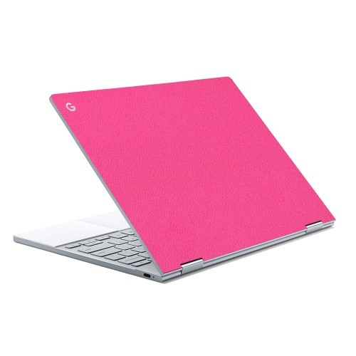 7 Layer Skinz Custom Skin Wrap for Google Pixelbook (Pink)