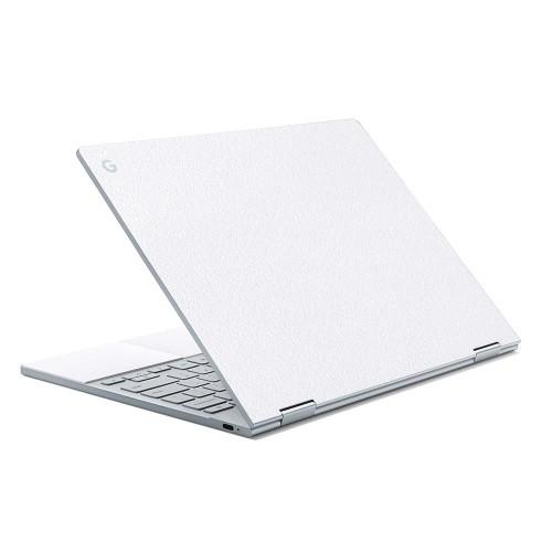 7 Layer Skinz Custom Skin Wrap for Google Pixelbook (White)