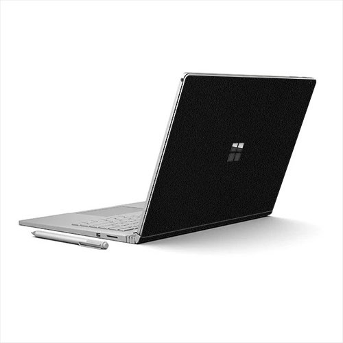 7 Layer Skinz Custom Skin Wrap for Microsoft Surface Book (Black)