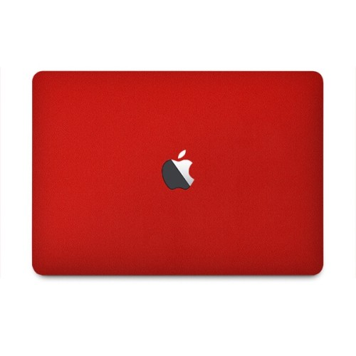 "7 Layer Skinz Custom Skin Wrap for Apple MacBook Pro 13"" (2016-2017) (Red)"