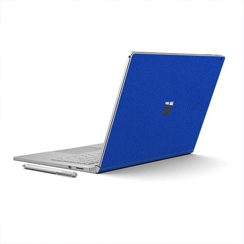 7 Layer Skinz Custom Skin Wrap for Microsoft Surface Book (Blue)