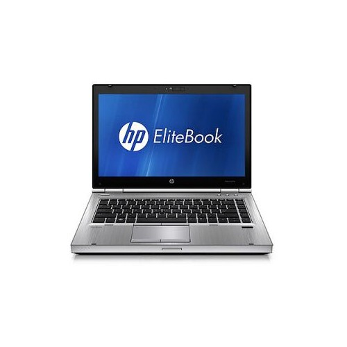 HP ELITEBOOK 8470p I5 3320M 2.6 GHZ 4GB 128 SSD 14.0W DVD WIN 10 HOME 1YR - Refurbished
