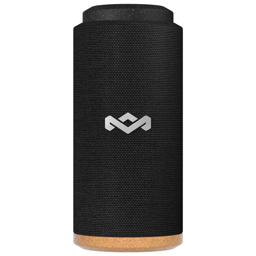 Marley No Bounds Sport Waterproof Bluetooth Wireless Speaker - Signature Black