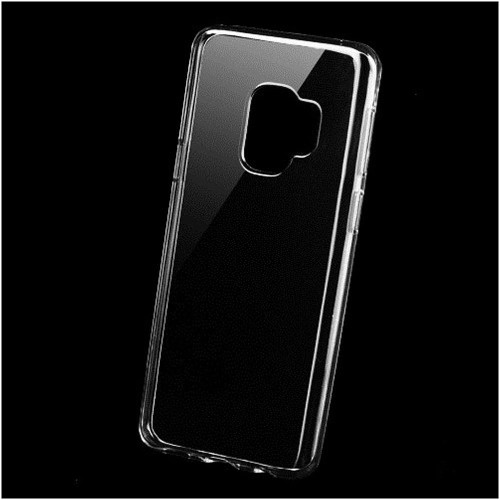 Insten Fitted Soft Shell Case for Samsung Galaxy S9 - Clear