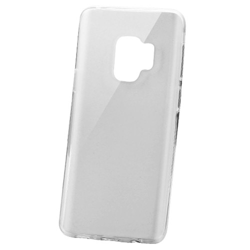 Insten Fitted Hard Shell Case for Samsung Galaxy S9 - Clear; Smoke