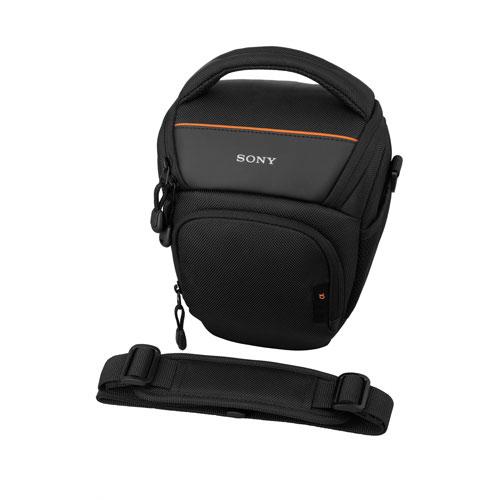 Sony Polyester Digital SLR Camera Bag (LCSAMB B) - Black   DSLR Cases   Bags  - Best Buy Canada ebe65cb187948