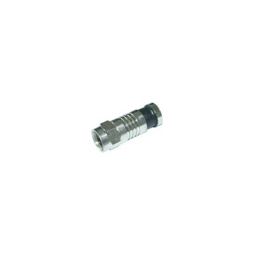 RG6 - Compression F Connector (10pcs/Bag)