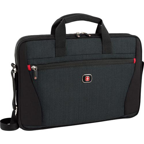 "Wenger Structure 16"" Laptop Case - Blue Heather"