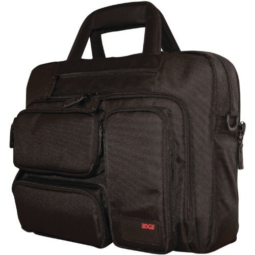 Mobile Edge Corporate Briefcase- 16-InchPC/17-InchMac fits all iPad generations including iPad4