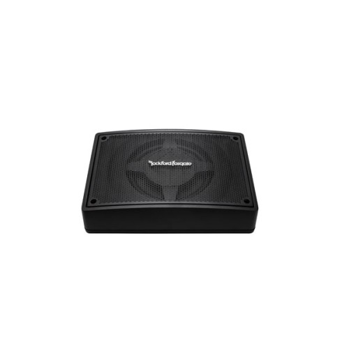 "Rockford Fosgate PS-8 150 Watt 8/"" Punch Amplified Powered Loaded Sub Enclosure"