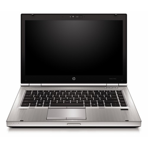 "HP Elite Book 8460p Laptop , 14"" Display, Intel Core i5, 8GB RAM, 320GB HDD, Windows 10 Pro - Refurbished"