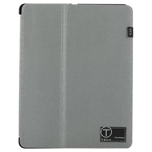 Tumi T-Tech Portfolio Case For iPad 2/3/4 - Cool Gray Nylon
