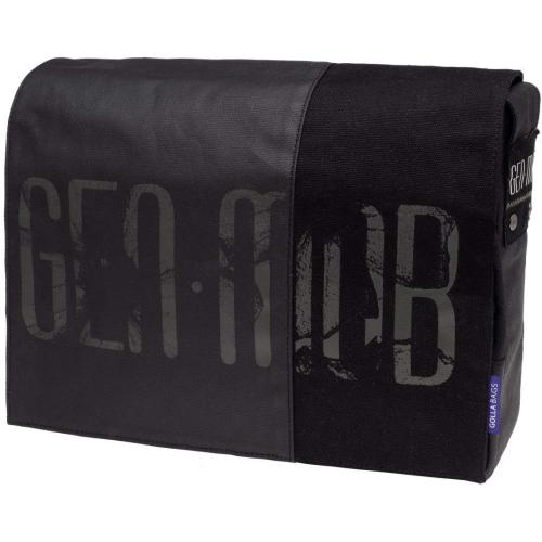 "Golla Aden 11.6"" messenger bag black (G1292)"
