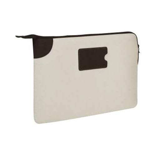 "Targus Banker Carrying Case (Sleeve) for 11.6"" MacBooks/Tablets - Bone White"
