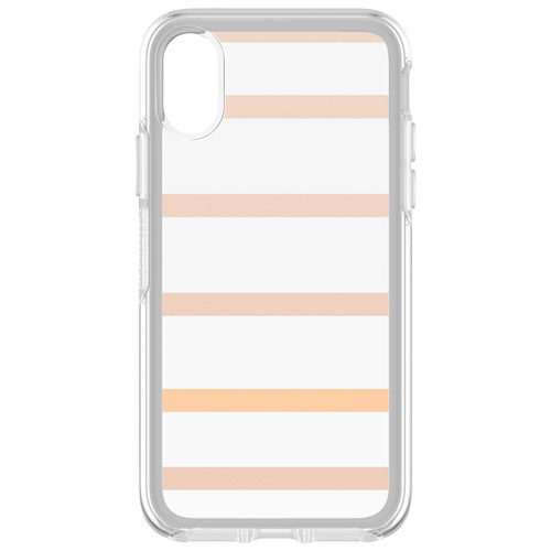 promo code 55762 9835e OtterBox Symmetry Fitted Hard Shell Case for iPhone X - Inside the Lines