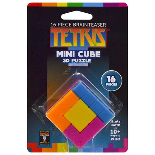 great deals 2017 sale pretty cool Casse-tête Tetris Mini Cube 3D - Anglais