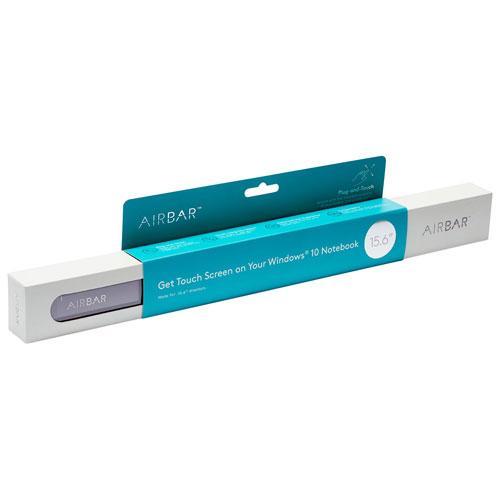 Capteur d'écran tactile pour portable de 15,6 po AirBar de Neonode