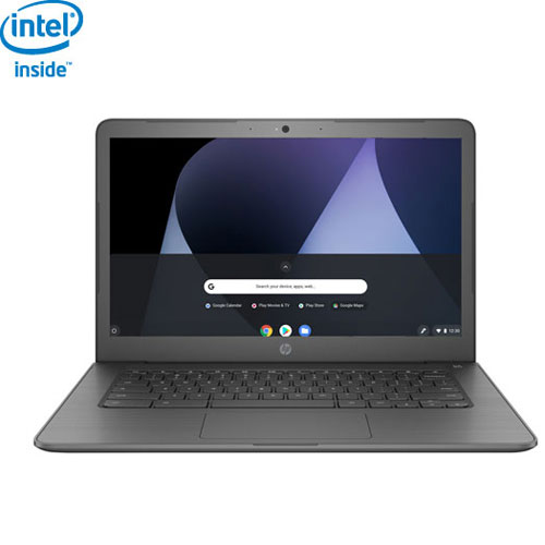 "HP 14"" Touchscreen Chromebook - Chalkboard Grey (Intel Celeron N3350/32GB HDD/4GB RAM/Chrome OS)"