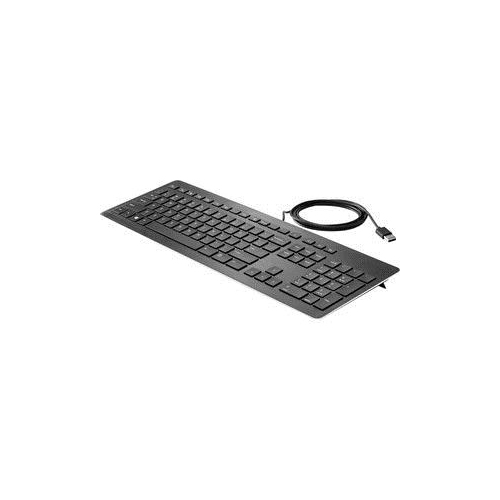 HP USB Premium Keyboard Promo U.S. - English localization