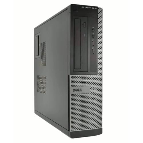 Dell Optiplex 3010 Desktop Intel Core i3 3240 3.4GHz CPU 8GB RAM 500GB HDD DVDRW Win 7 Pro - REFURBISHED