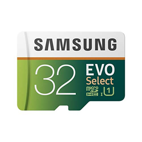Samsung 32GB 95MB/s (U1) MicroSD Evo Select