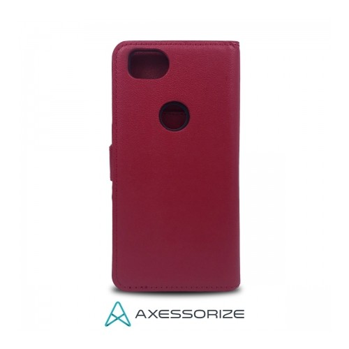 Axessorize Folio Case Google Pixel 2 Red