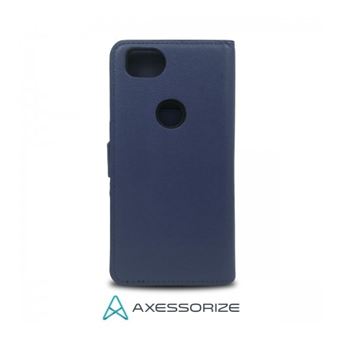 Axessorize Fitted Hard Shell Case - Blue