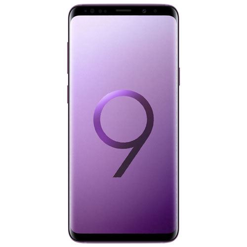 TELUS Samsung Galaxy S9+ - Lilac Purple - Select 2 Year Agreement