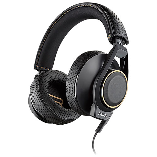 Plantronics RIG 600 Gaming Headset with Microphone