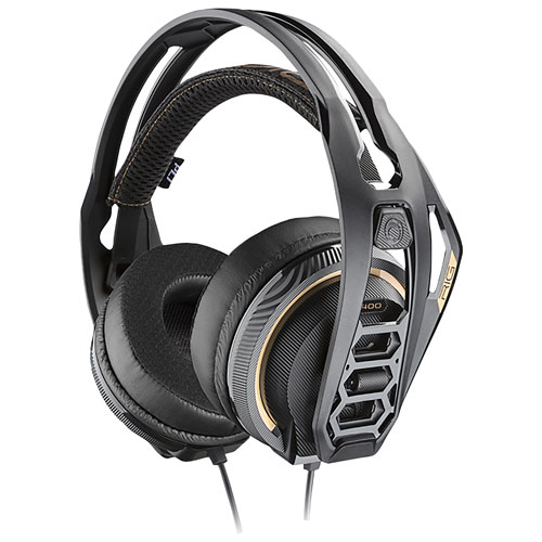Plantronics RIG 400 Gaming Headset with Microphone