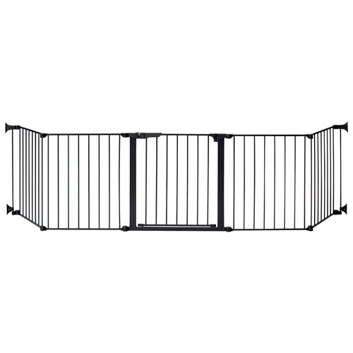 Kidco Extra Wide Auto Close Pressure Hardware Mounted Safety Gate