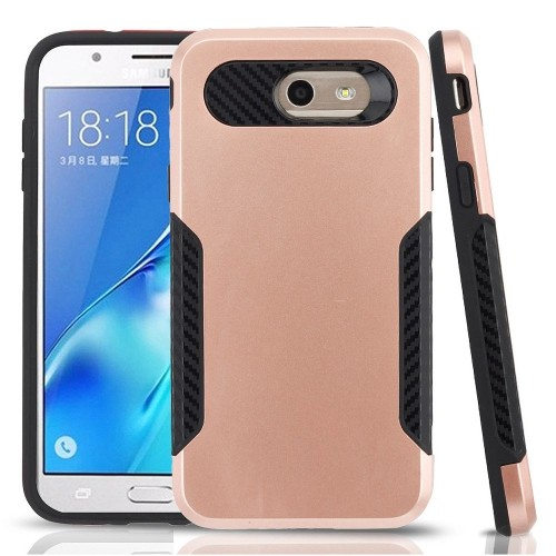 Insten Fitted Hard Shell Case - Rose Gold;Sky