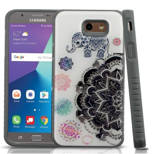 Insten Fitted Hard Shell Case - Multicolor