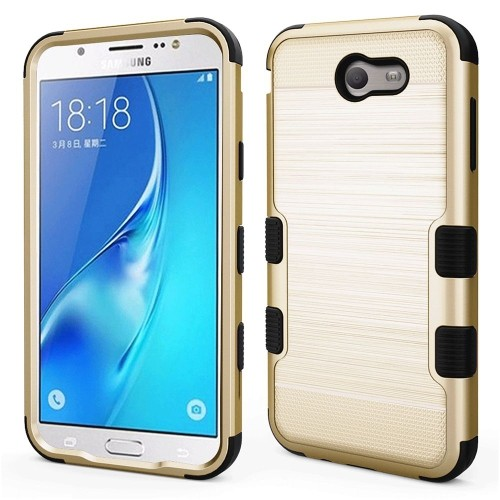 Insten Fitted Hard Shell Case - Gold;Sky