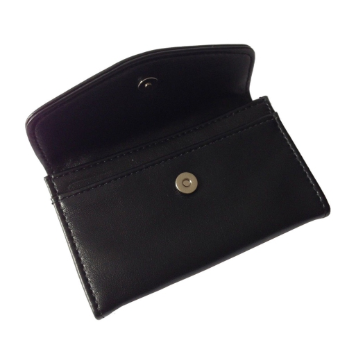 Buxton Business Card Credit Card Case Wallet Black Wallets